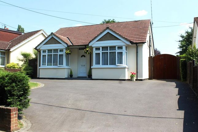 Thumbnail Bungalow for sale in Shawfield Road, Ash
