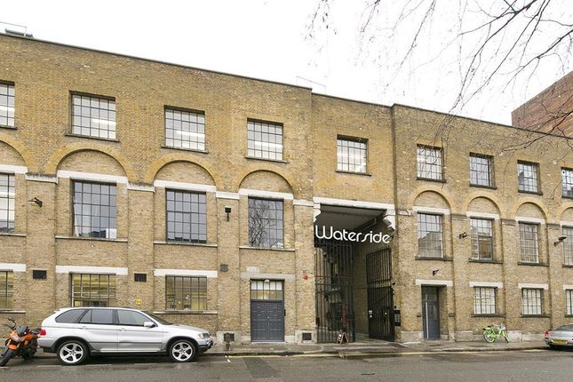Thumbnail Office for sale in Unit 7 Waterside 44-48 Wharf Road, London
