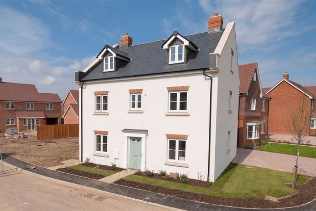 Thumbnail Detached house for sale in Plot 3 Orchard Green, Faversham, Kent