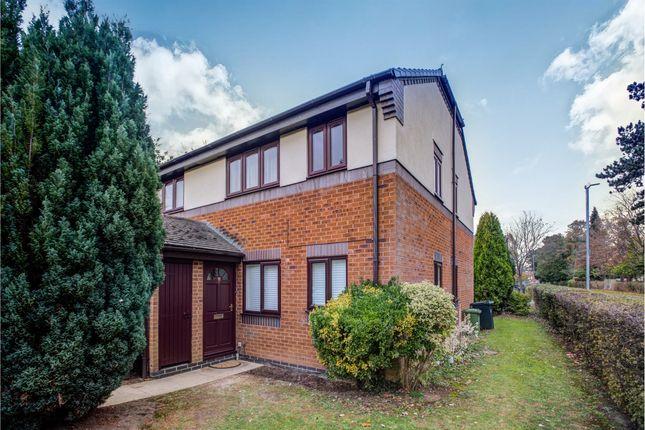 Thumbnail Flat for sale in Paddock Lane, Stratford-Upon-Avon