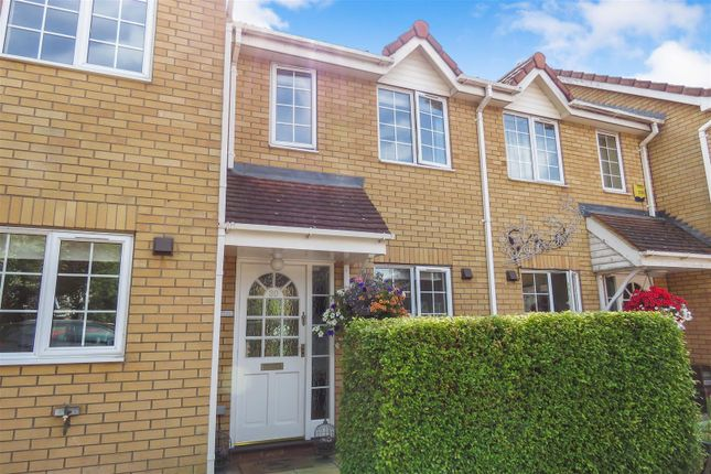 Thumbnail Terraced house for sale in Honeysuckle Close, Biggleswade