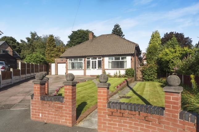 Thumbnail Bungalow for sale in The Meadows, Rainhill, Prescot, Merseyside