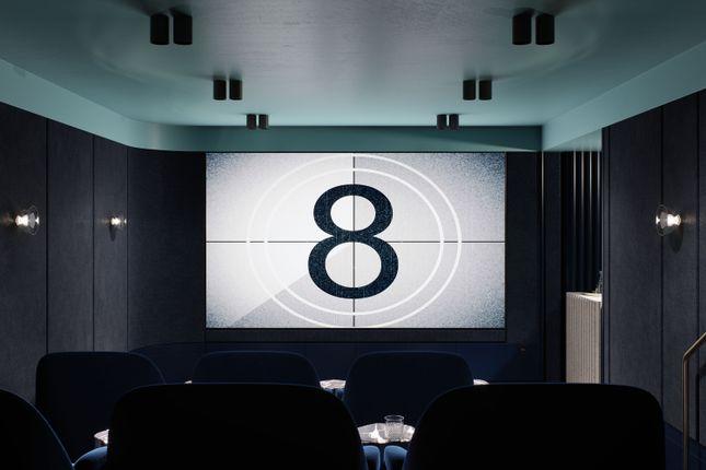 Cinema of No 5, 2 Cutter Lane, Upper Riverside, Greenwich Peninsula SE10