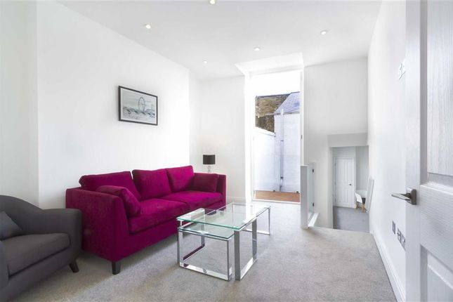Thumbnail Flat for sale in Haverstock Hill, Belsize Park
