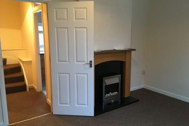 Living Room of Market Street, Atherstone CV9