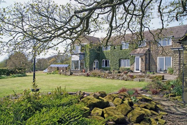 Thumbnail Property for sale in Hardwick Lane, Ashover, Derbyshire
