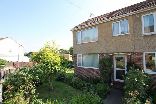 Thumbnail End terrace house for sale in The Ridge, Shirehampton, Bristol