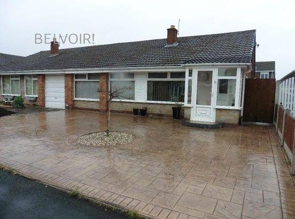 Thumbnail Bungalow to rent in Cadogan Drive, Winstanley, Wigan