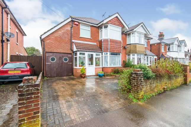 Thumbnail Detached house for sale in Darlington Gardens, Shirley, Southampton