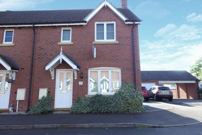 Thumbnail Semi-detached house to rent in Railway Crescent, Shipston On Stour, Warwickshire