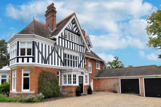 Thumbnail Detached house for sale in Stone Lodge Lane, Ipswich