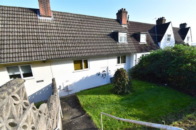 3 bed terraced house for sale in Rockwood Road, Chepstow NP16