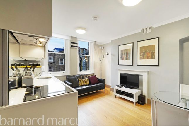 Thumbnail Flat to rent in Cleveland Street, Fitzrovia