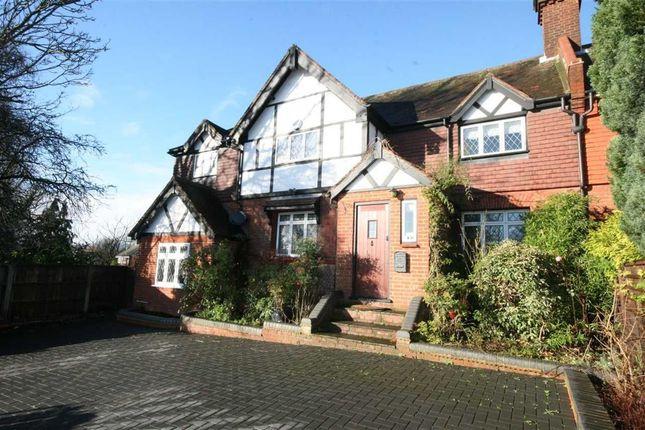 4 bed detached house to rent in Uxbridge Road, Harrow Weald, Harrow HA3