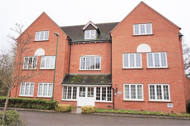 Thumbnail Flat for sale in Foxley Drive, Solihull