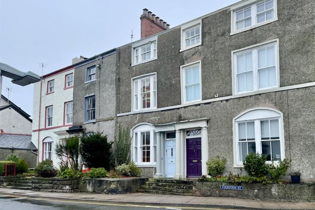 3 bed terraced house for sale in Fountain Street, Ulverston LA12