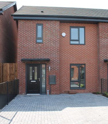 Thumbnail Terraced house to rent in Bratton Drive, Levenshulme