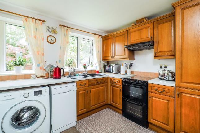 Kitchen of Chesham Drive, Bramcote, Nottingham, Nottinghamshire NG9