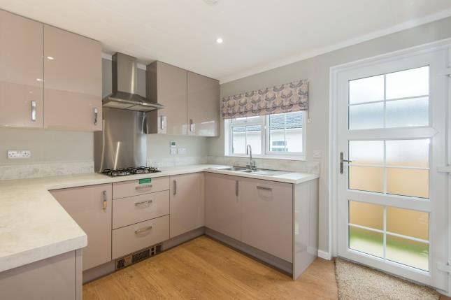 Thumbnail Mobile/park home for sale in Station Hill, Curdridge, Southampton