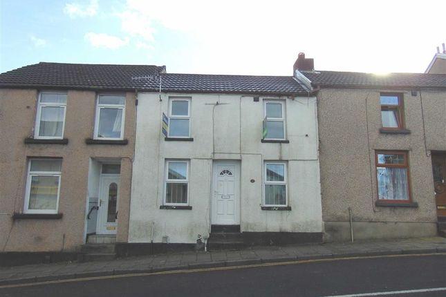 Thumbnail Terraced house for sale in Llantrisant Road, Pontypridd, Rhondda Cynon Taff