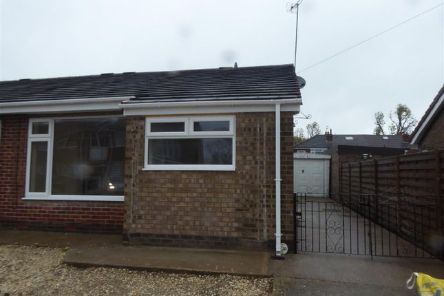 Thumbnail Detached bungalow to rent in Wentworth Close, Willerby, Hull