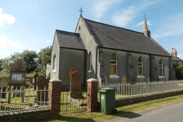 Thumbnail Land for sale in United Reformed Church, Whixall, Nr Whitchurch