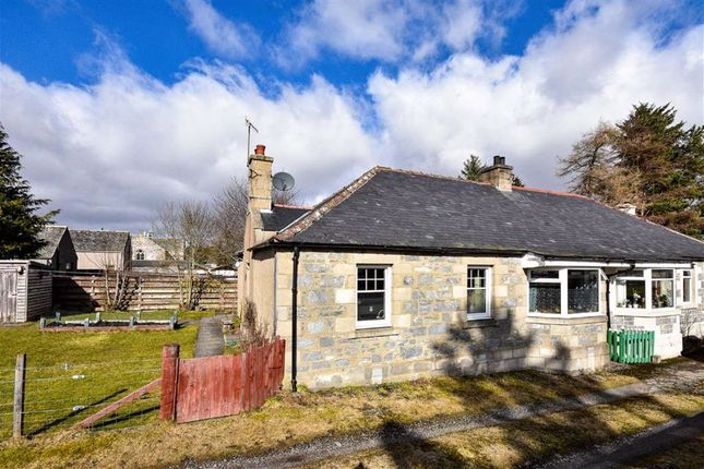 3 bed semi-detached bungalow for sale in Tomintoul, Ballindalloch AB37