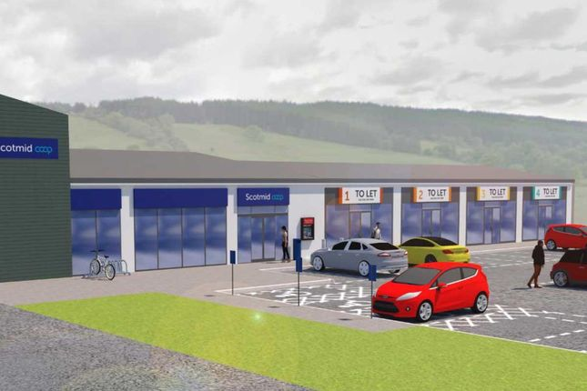Thumbnail Retail premises to let in Benleva, Drumnadrochit