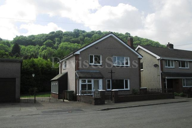 Thumbnail Detached house for sale in 12 Gwendoline Road, Risca, Newport.