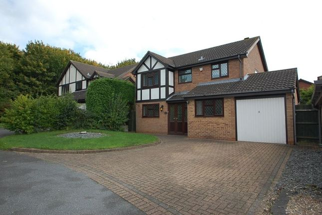 Thumbnail Detached house to rent in Gleneagles Drive, Stretton, Burton, Burton Upon Trent, Staffordshire