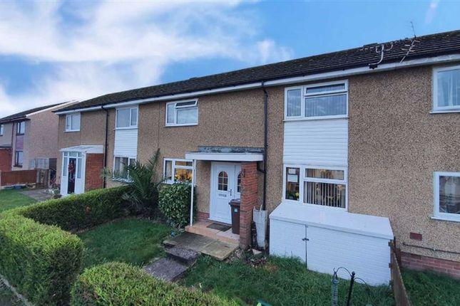 Terraced house for sale in Bryn Awelon, Gronant, Flintshire