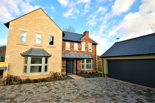 Thumbnail Detached house for sale in Athena Way, Oundle, Northamptonshire