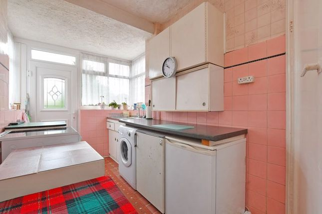 Extended Kitchen of Swanbourne Road, Sheffield Lane Top, Sheffield S5