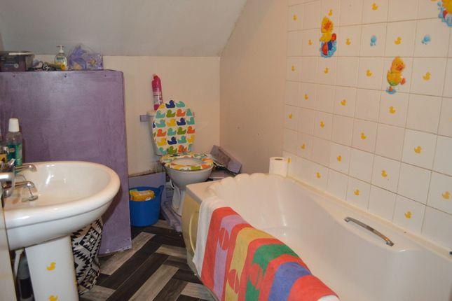 Bathroom/W.C. of South Street, Hemsworth, Pontefract, West Yorkshire WF9