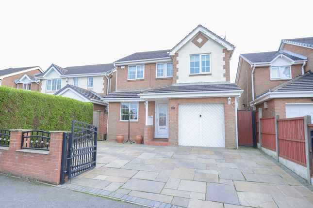 Thumbnail Detached house for sale in Hambleton Avenue, North Wingfield, Chesterfield