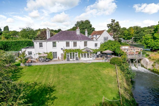 Thumbnail Link-detached house for sale in Old Mill Lane, Bray, Maidenhead, Berkshire