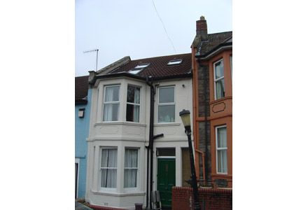 Thumbnail Terraced house to rent in St Vincents Road, Clifton