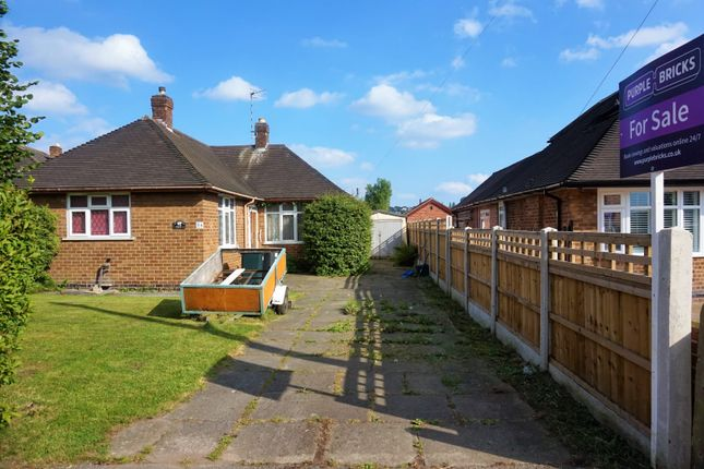 2 bed detached bungalow for sale in Sandfield Road, Nottingham