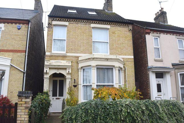Thumbnail Detached house for sale in Aldermans Drive, West Town, Peterborough