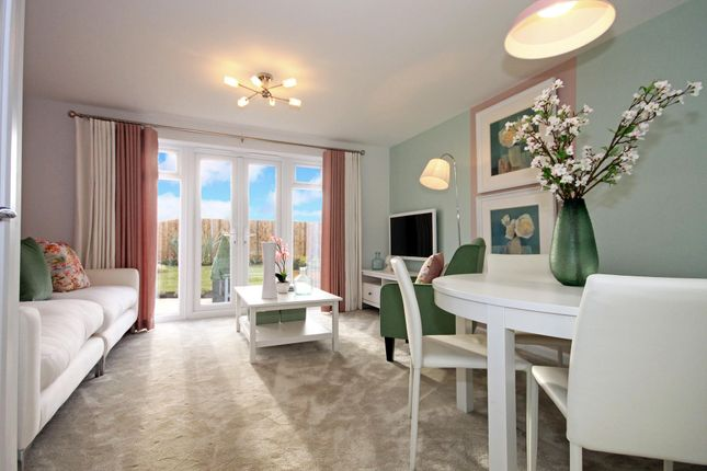 "Thumbnail Semi-detached house for sale in ""Winton"" at Fox Lane, Green Street, Kempsey, Worcester"