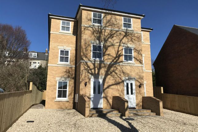 Thumbnail Semi-detached house for sale in Lansdowne Square, Weymouth