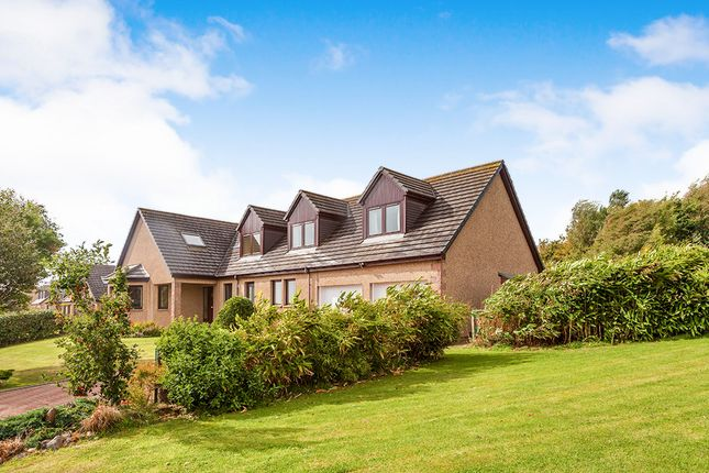 Thumbnail Detached house for sale in Greenbraes Crescent, Gourdon, Montrose, Angus