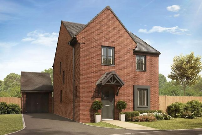 """4 bed detached house for sale in """"Kingsley"""" at Brookes Avenue, Telford TF3"""