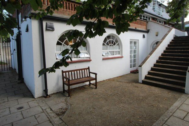 Studio to rent in Shirley Drive, Hove BN3
