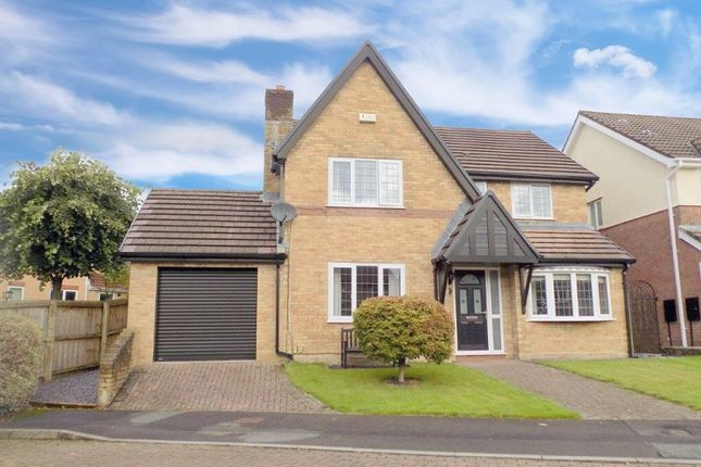 Thumbnail Detached house for sale in Priory Court, Neath, Neath Port Talbot.
