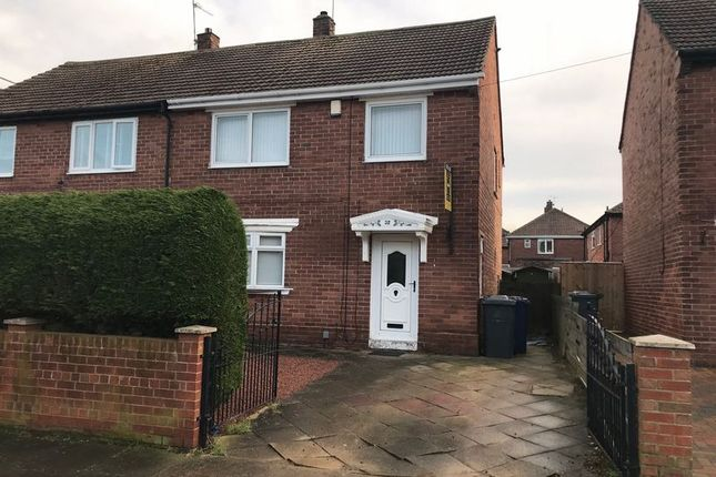 Thumbnail Semi-detached house to rent in Clyde Avenue, Hebburn