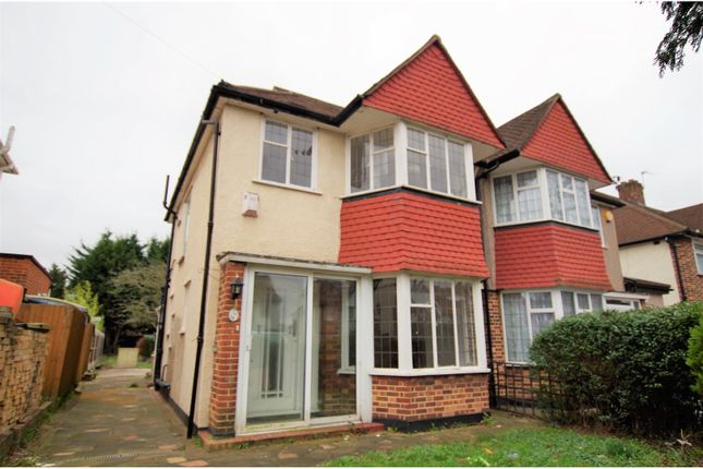 Thumbnail Semi-detached house for sale in Daneswood Avenue, London