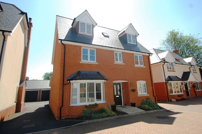 Thumbnail Detached house for sale in Bokhara Close, Tiptree, Colchester