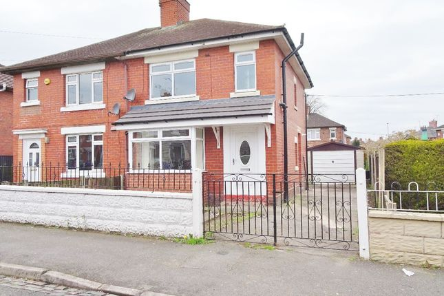 Thumbnail Semi-detached house to rent in Mollison Road, Meir