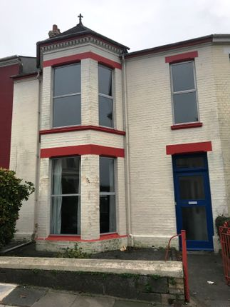 Thumbnail Terraced house to rent in Ford Park Road, Plymouth